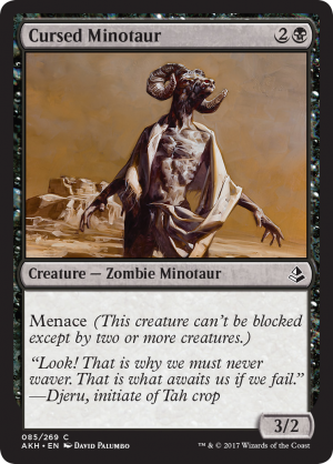 Mtg Menace : A page for describing characters:
