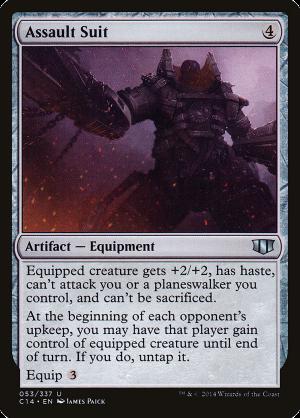 CROWN OF DOOM Commander 2014 MTG Artifact Rare
