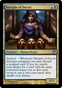Disciple Of The Ring Mtg Price
