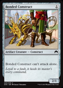 Bonded Construct
