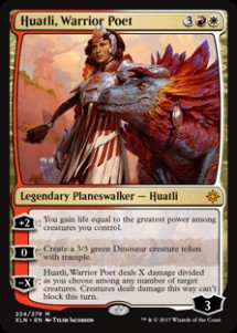 Huatli, Warrior Poet